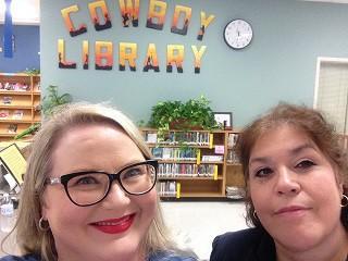 McCollum HS Library