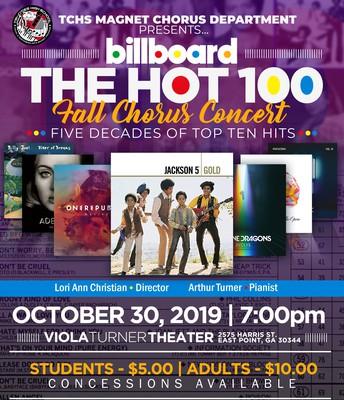 "billboard ""The Hot 100 - Fall Chorus Concert"