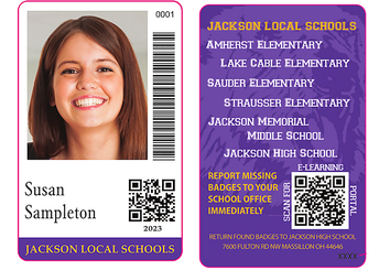 New student IDs providing safety