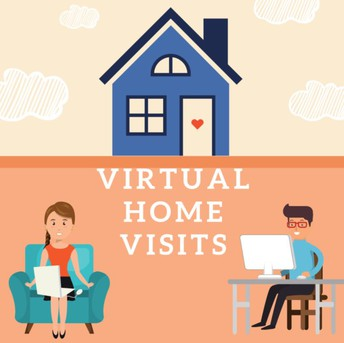 Have you scheduled your family's virtual home visit yet?!