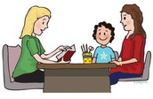 Student-Parent-Teacher Conferences on Friday, 13th.
