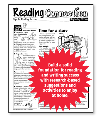 Reading Connection Newsletter