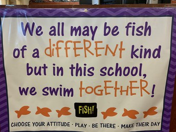 FISH'IN at Summit Elementary