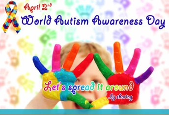 Light It Up With Kindness - World Autism Month
