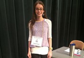 Eighth Grader Prepares for Regional Spelling Bee