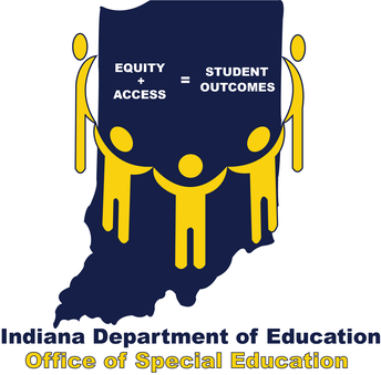 Indiana Department of Education Office of Special Education Logo