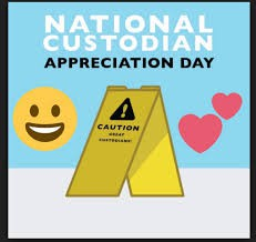 National Custodian Day - October 2nd!
