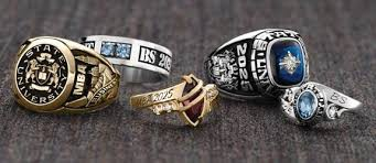 senior rings