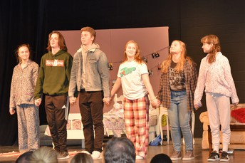 Students Present Two One-Act Plays