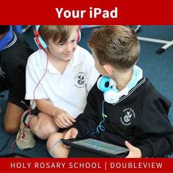 Getting your iPad