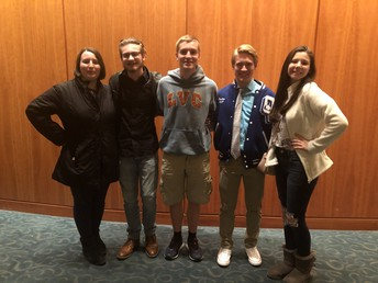 Appreciating Poetry at this Year's Poetry Out Loud Competition