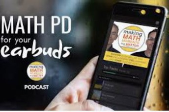 Podcasts for  Math Teachers