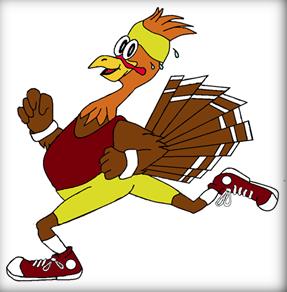 Turkey Trot Ahead - Don't miss it!