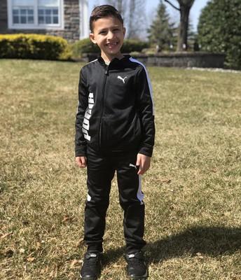 First Grade - Daniel