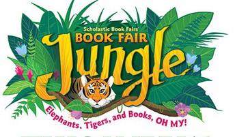 Scholastic Book Fair is COMING SOON!