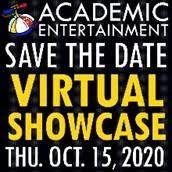 Academic Entertainment's Virtual Showcase