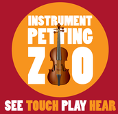 Musical Instrument Petting Zoo for 4th Graders