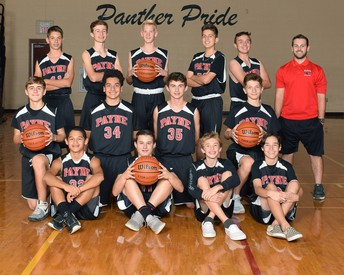 19-20 8th Boys Basketball