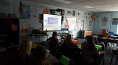Kahoot in Science class