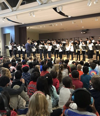 Fifth Grade Band