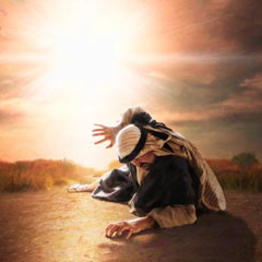 Saul Believes in Jesus