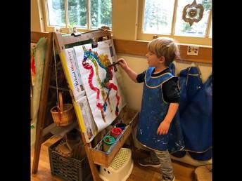 Children Learn Through Their Play