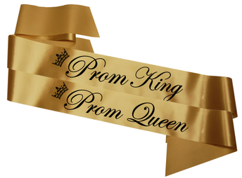 Prom King & Queen Nominations DUE TUESDAY!