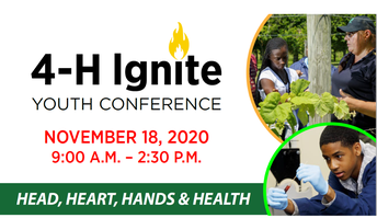 4-H IGNITE YOUTH CONFERENCE!!!