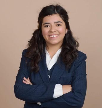 Rocío Rivera de la Escuela Preparatoria SOAR fue nombrada administradora estudiantil de AVC