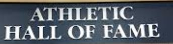 Nominations for the Inaugural Class of the Chancellor Athletic Hall of Fame