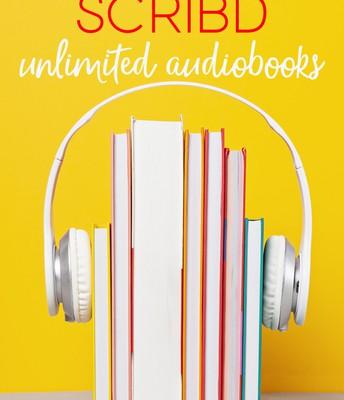 SCRIBD Audiobooks and eBooks