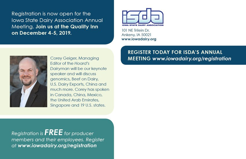 ISDA Annual Meeting Information