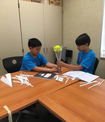 Challenge: Straw Towers