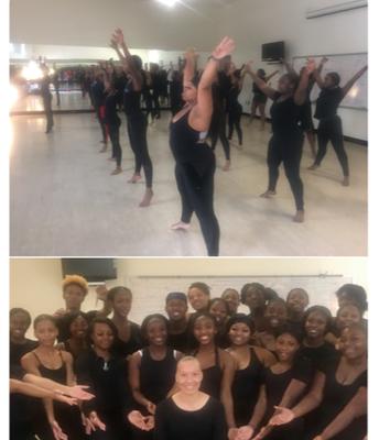 Diane Sales, Atlanta Ballet