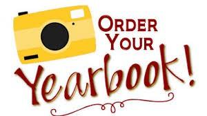 Yearbook Orders: Updated 4/13/2020