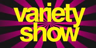 Variety Show and Glow Run Tonight!
