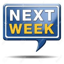 Week of 10/21