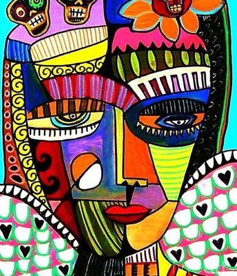 Turquoise Frida
