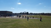 Beautiful day for recess