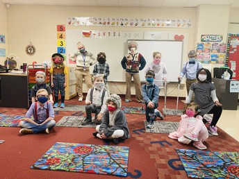 Northpoint celebrates 100 days of school