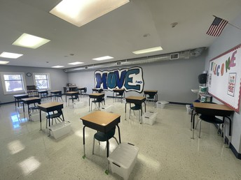 Classrooms and Supplies