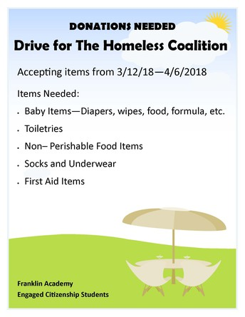 Homeless Coalition Drive