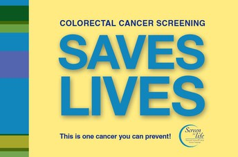 March is Colorectal Screening Month