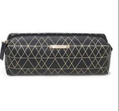 Pouf Slim - Black/Gold