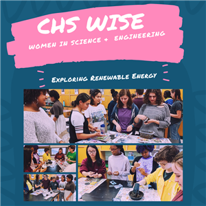 Women in Science and Engineering Club Explores Renewable Energy