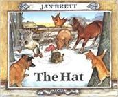 Jan Brett captures the essence of winter