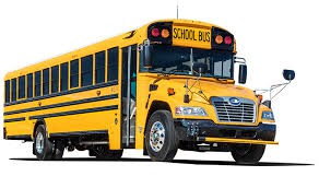 BUSING FOR FRIDAY, APRIL 30