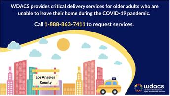 Los Angeles County Workforce Development, Aging & Community Services/Servicios Comunitarios y de Envejecimiento de la Fuerza Laboral del Condado de Los Angeles
