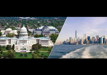 Do you want your child to go on a trip to Washington DC and New York?