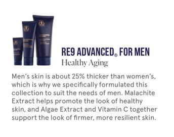 RE9 Advanced for Men